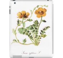 Botanical Prints iPad Case/Skin