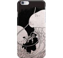 Dark Sea Panic - Meduse iPhone Case/Skin