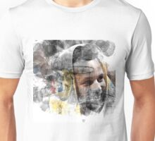 over the rime............ Unisex T-Shirt