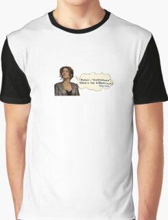 RHONDA FROM UTOPIA - KITTY FLANAGAN Graphic T-Shirt