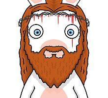 The Saviour Rabbid by crabro