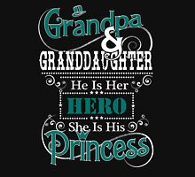 Grandpa and Granddaughter Women's Relaxed Fit T-Shirt