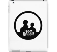 Team baker Street iPad Case/Skin