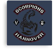 Scorpions - hannover Canvas Print