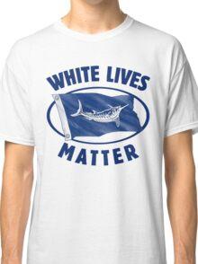 White Marlin Lives Matter Classic T-Shirt