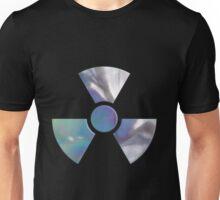 Radiation warning symbol Unisex T-Shirt