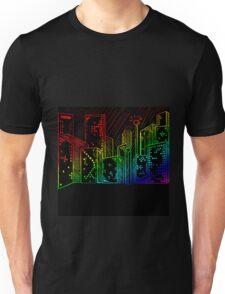 Suburb Unisex T-Shirt