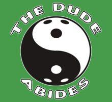 The Dude Abides Kids Tee