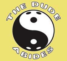 The Dude Abides Kids Tee