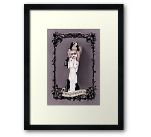 the Lovecats Framed Print
