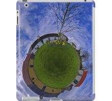 Hanna's Close, on a Sunny Day in County Down iPad Case/Skin