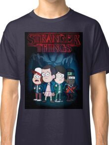 Stranger Things |Gravity Falls style| Classic T-Shirt