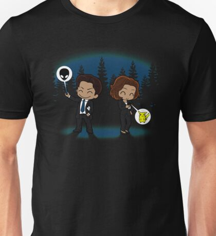 The Catch is out there Unisex T-Shirt