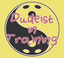 Dudeist In Training One Piece - Short Sleeve