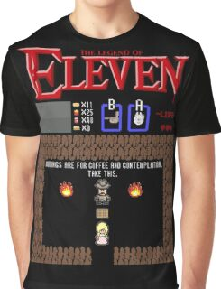 The Legend Of Eleven Graphic T-Shirt