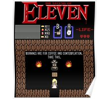 The Legend Of Eleven Poster