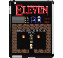 The Legend Of Eleven iPad Case/Skin