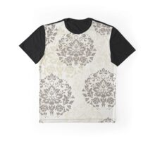 retro seamless floral pattern, vintage background Graphic T-Shirt
