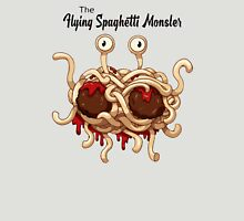 FSM Flying Spaghetti Monster Pastafarian Vintage Style Unisex T-Shirt