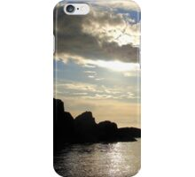 secluded bay iPhone Case/Skin