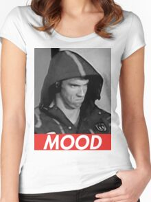 Phelps Mood Women's Fitted Scoop T-Shirt