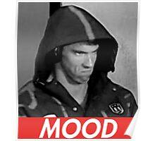 Phelps Mood Poster