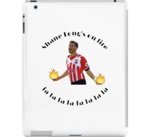 Shane Long's On Fire iPad Case/Skin