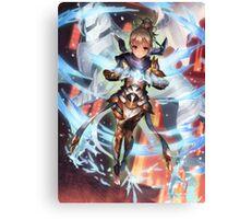 Fire Emblem Fates - Kana (Female) Dragon Form Canvas Print