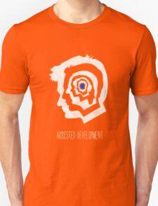 arrested development head logo Unisex T-Shirt