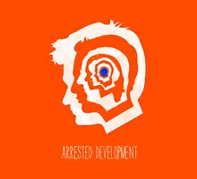 arrested development head logo Unisex T-Shirt