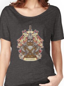 Dovah-crest Women's Relaxed Fit T-Shirt