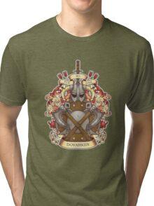 Dovah-crest Tri-blend T-Shirt