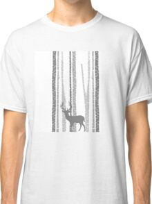 Lonely Deer Classic T-Shirt