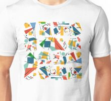 Colourful Constructivism Unisex T-Shirt