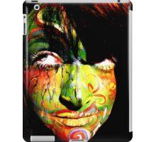 Face Paint #10 iPad Case/Skin