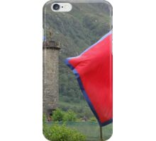Jacobites at Glenfinnan iPhone Case/Skin