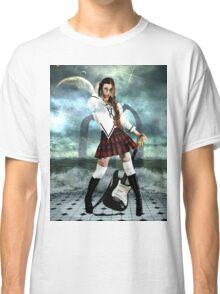 ROCK STAR DREAMER Classic T-Shirt