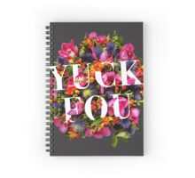 Yuck Fou Spiral Notebook