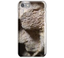 Cave wall closeup iPhone Case/Skin