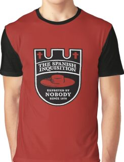 Expected By Nobody Graphic T-Shirt
