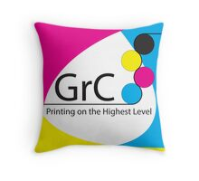 Printing on the Highest Level Throw Pillow