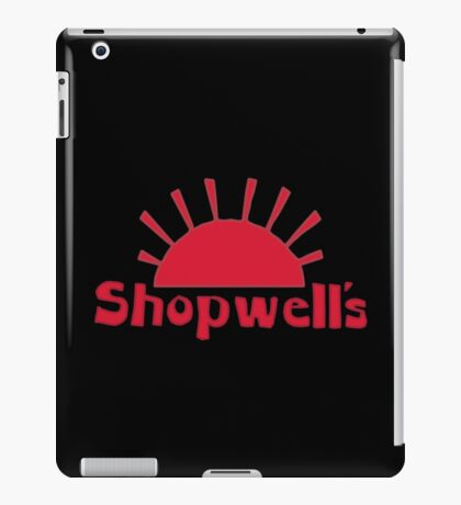 Sausage Party - Shopwell's iPad Case/Skin