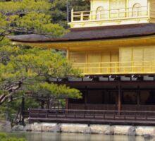 Japanese Temple 01 Sticker