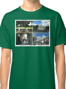 Images of Dublin, Ireland Classic T-Shirt