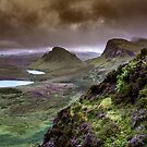Purple Haze Quiraing by Cat Perkinton