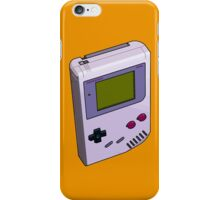 Game Boy 3D iPhone Case/Skin