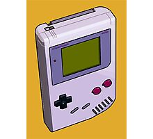Game Boy 3D Photographic Print