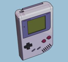 Game Boy 3D Kids Clothes