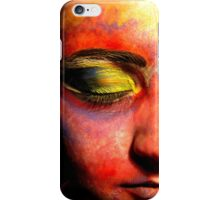 Face Paint #12 iPhone Case/Skin