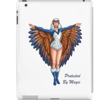 "He-Man Sorceress ""Protected By Magic"" iPad Case/Skin"